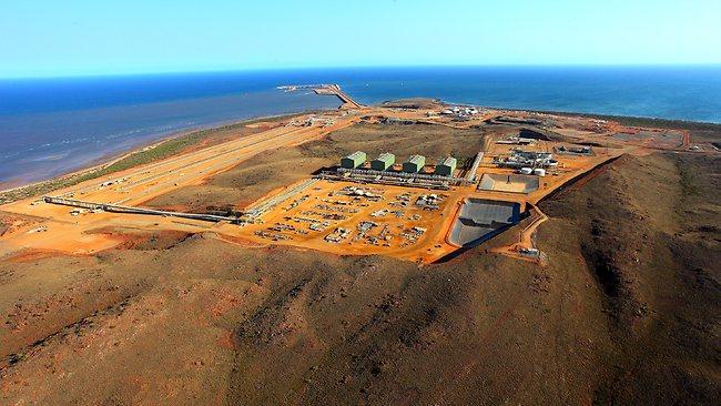 австралия полезные ископаемые